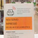 Millores en el servei de wifi
