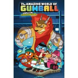The Amazing world of Gumball : [especial videojuegos] /