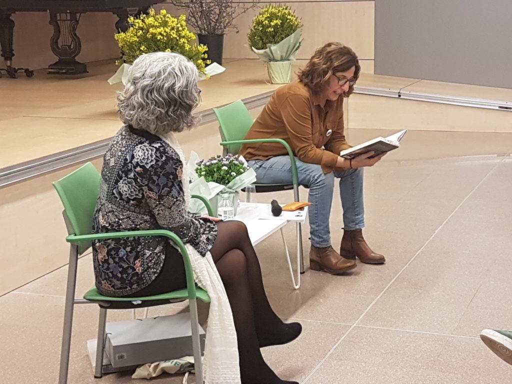 Trobada amb l'escriptora Silvia Soler