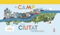 El Camp i la ciutat : un llibre que es tomba i per aprendre anglès