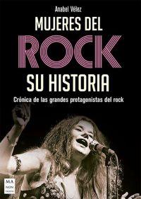 Mujeres del rock : su historia