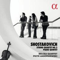 String quartet no. 3; Piano quintet