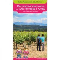 Excursions amb nens per l'Alt Penedès i l'Anoia des d'una àrea de pícnic