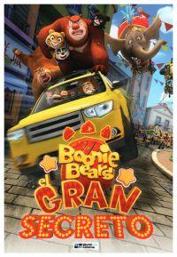 Boonie Bears : el gran secreto