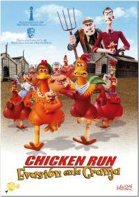 Chicken run : evasión en la granja