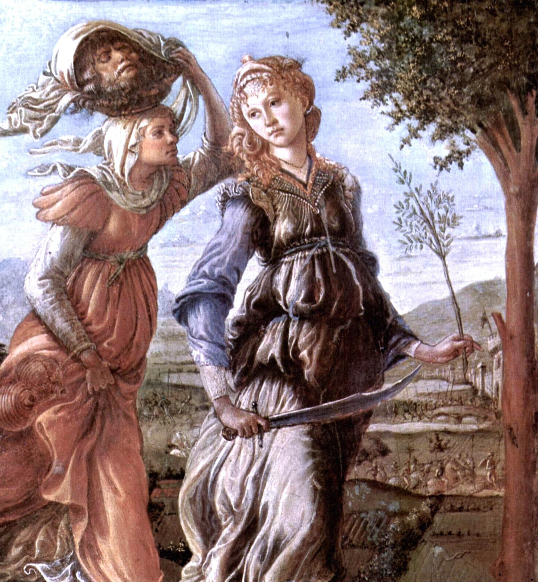 """""""Bíblia i l'art: Les Dones de l'Antic Testament""""  (Aplaçat fins nou avís)"""
