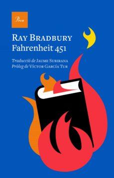 """Tertúlia en línia a càrrec de Fina Dantí: """"Fahrenheit 451"""" de Ray Bradbury"""