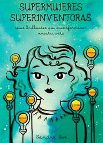 """""""Super dones, Super inventores"""" de Sandra Uve"""