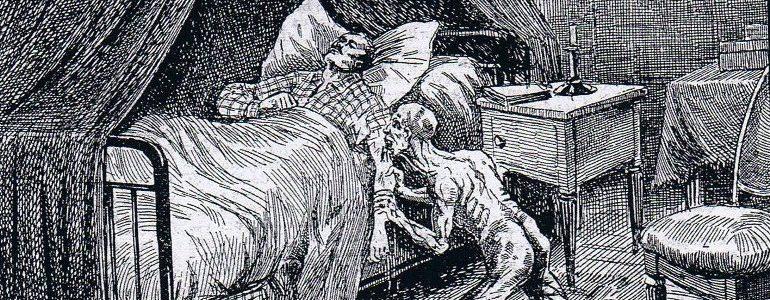 Il·lustració de l'edició de Frankensteinde 1831