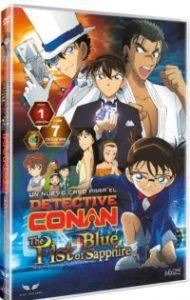 Detective Conan: The blue fist of sapphire = Detective Conan: El puño de zafiro azul