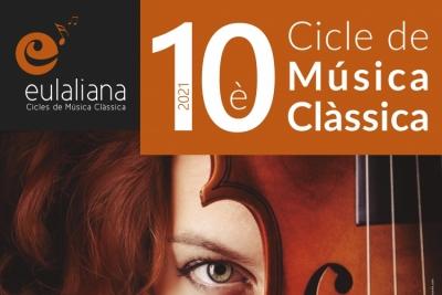 "EULALIANA: 10è Cicle de música clàssica. ""De Cançócatalana"""