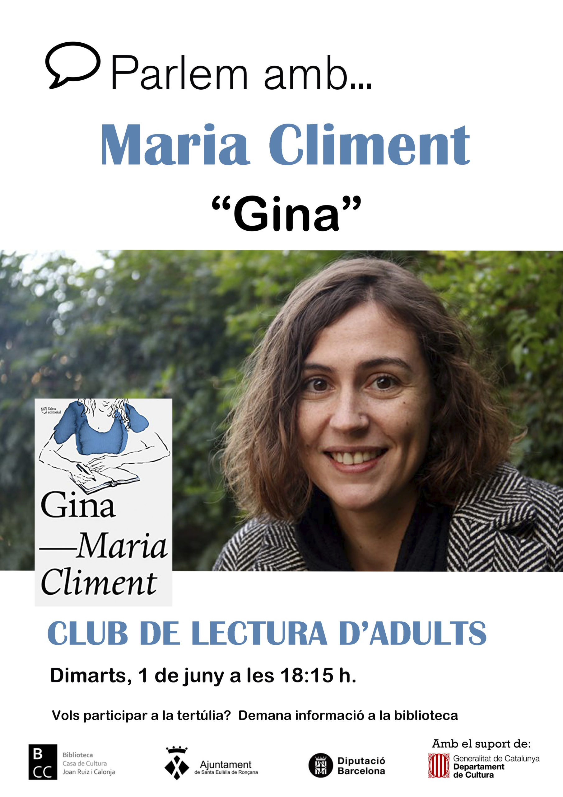 """Gina"" de Maria Climent"